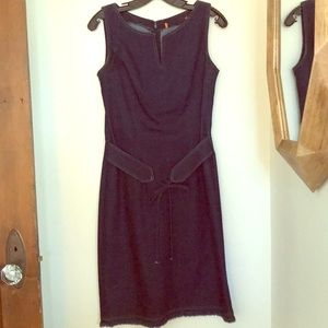 Jean dress sheath